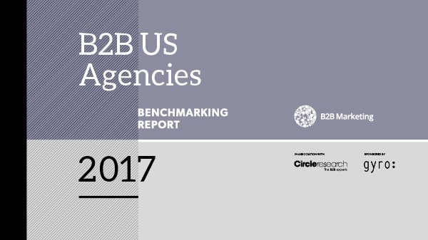 The top 35 US B2B agencies have been revealed https://t.co/jPUQC9HQ0n https://t.co/ipGZG9cdfj