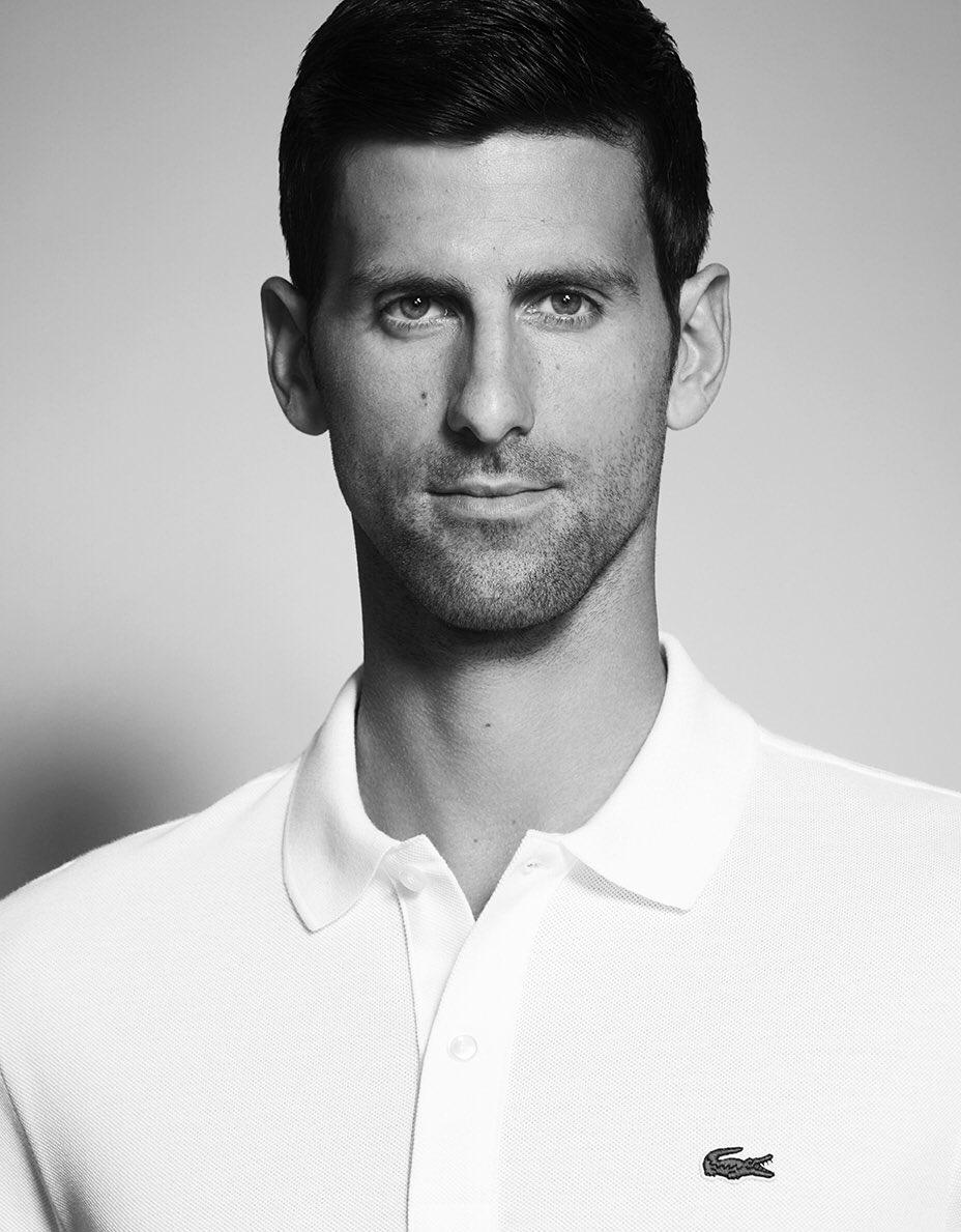 Happy birthday to our New Crocodile best wishes to Novak Djokovic.