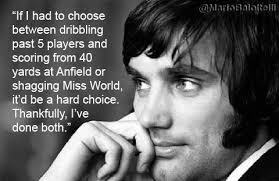 Happy Birthday George Best!!!