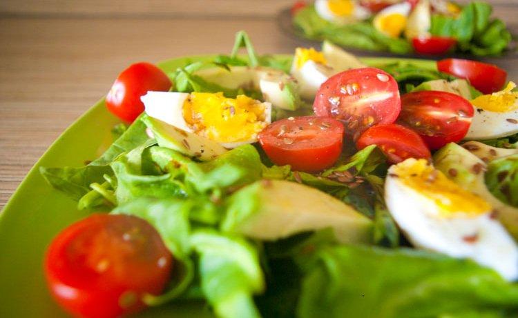 Рецепт салата со спаржевой фасолью на зиму