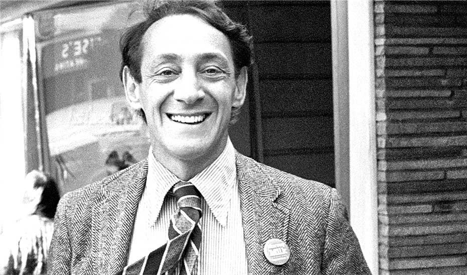 Happy birthday, Harvey Milk!