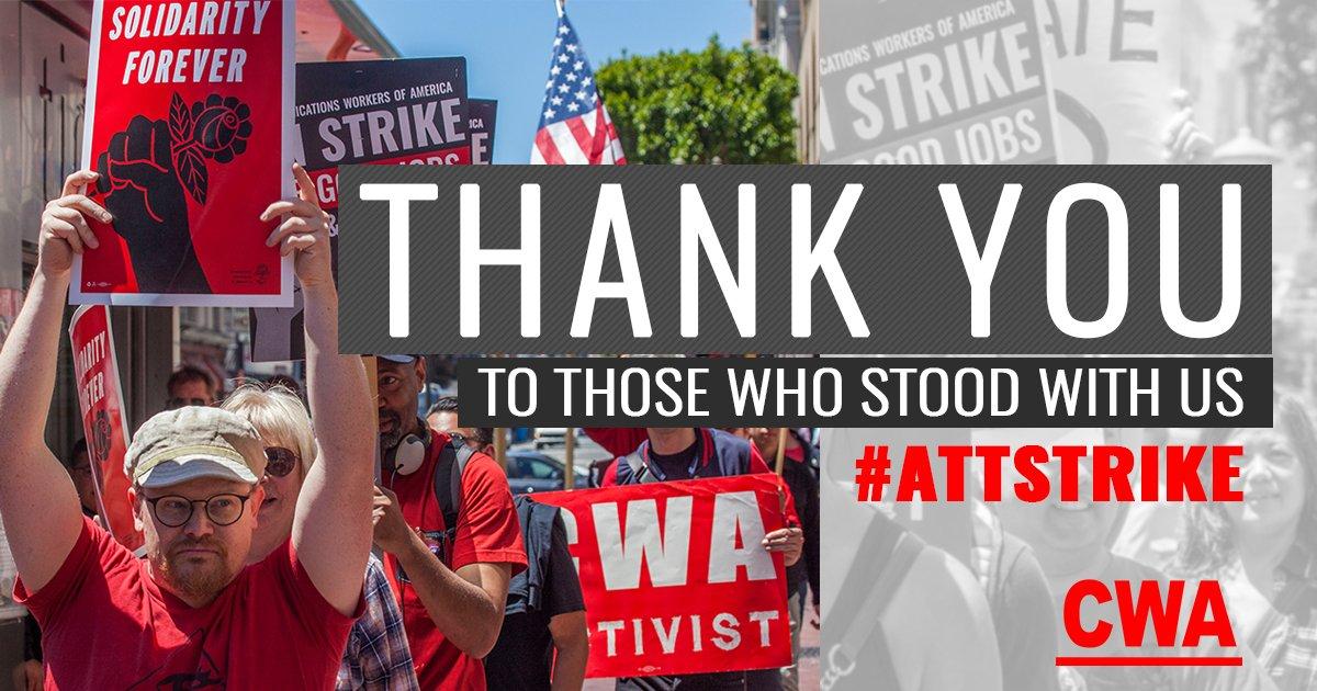 #ATTStrike Latest News Trends Updates Images - UnityatMobility