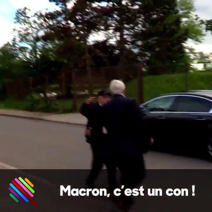 'ATTENTION, ILS ENREGISTRENT'  Trop tard.   #Goasguen #Macron    https://t.co/7oMEtPsgCa