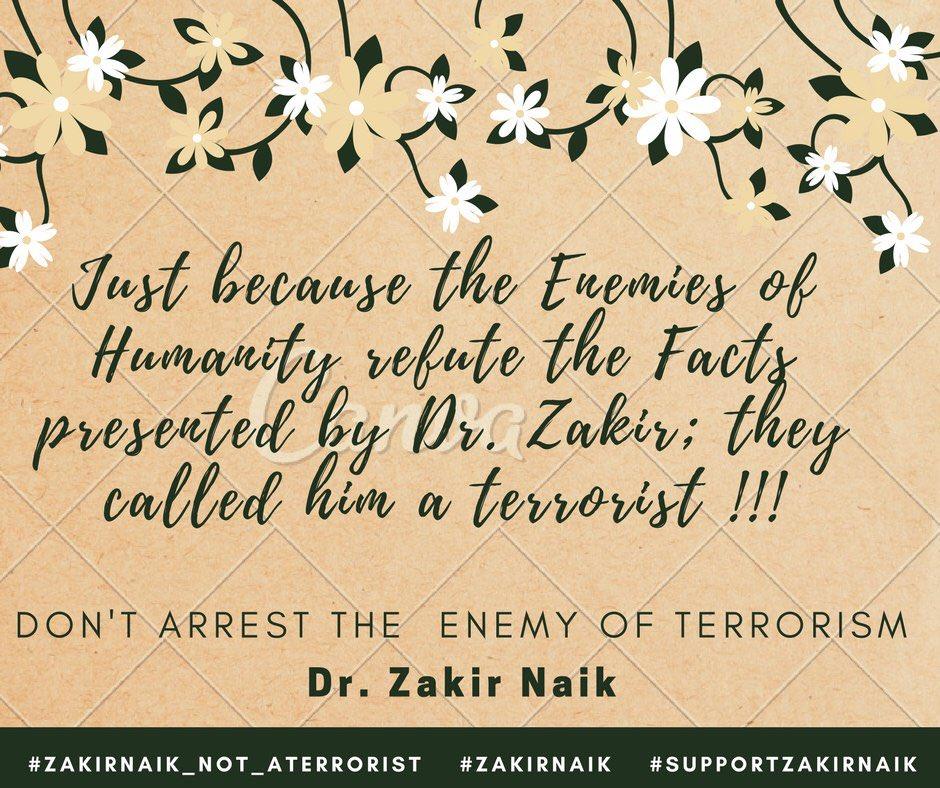 #Zakirnaik Latest News Trends Updates Images - IslamJuliana4