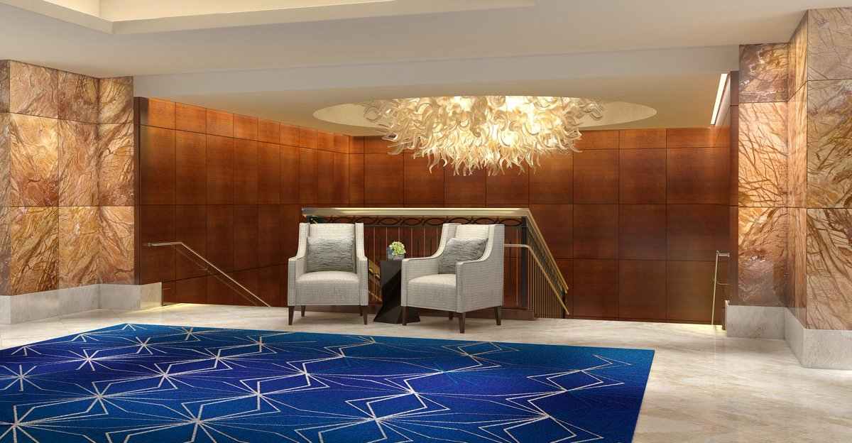 The Ritz Carlton On Twitter Just Unveiled A Renovated Ballroom And Newly Lit Chandelier With 48 Ft Of New Led Lighting Added To 586 Arms