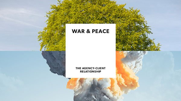 War & Peace: The dos and don'ts of the client-agency relationship in marketing https://t.co/0KeED7YUED https://t.co/oHRPc7yyPd