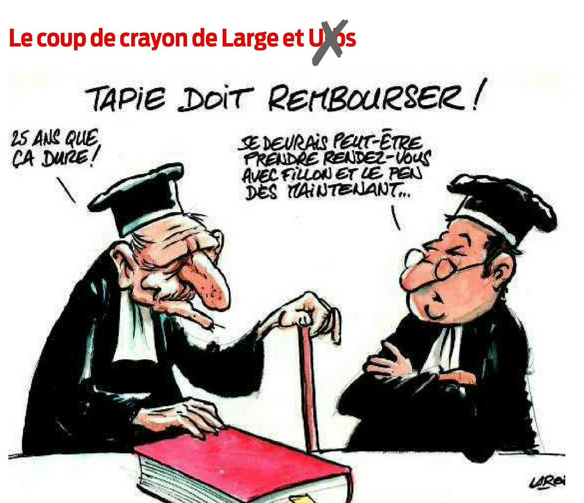 @ornikkar  #Tapie  doit rembourser  !  #justice  par @marclarge<br>http://pic.twitter.com/OCpd9sp9wU