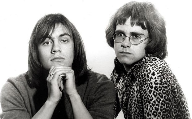 Happy 67th Birthday to Bernie Taupin, best known for his long-term collaboration with Elton John