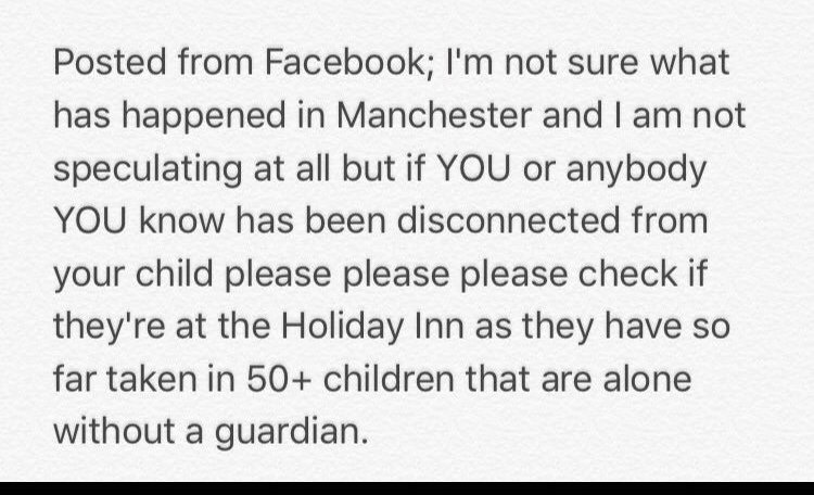 #ManchesterArena  PLEASE SHARE may just help out a worried family. #Manchester https://t.co/lFPIdgdZDk