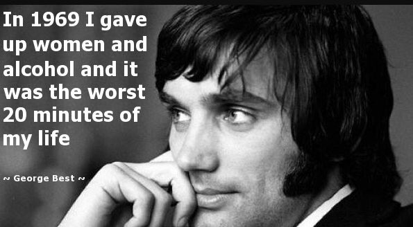 Happy Birthday to George Best, who would\ve turned 71 today.