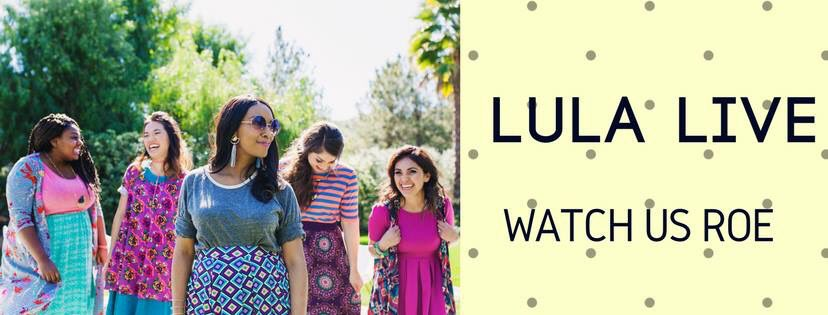 All Live Sales every day Join us for LuLa Live #lularoe #livesales #LiveStreaming #styleinspiration #LLR  https://www. facebook.com/groups/LuLaLiv eWatchUsRoe/ &nbsp; … <br>http://pic.twitter.com/q8inJVZxad