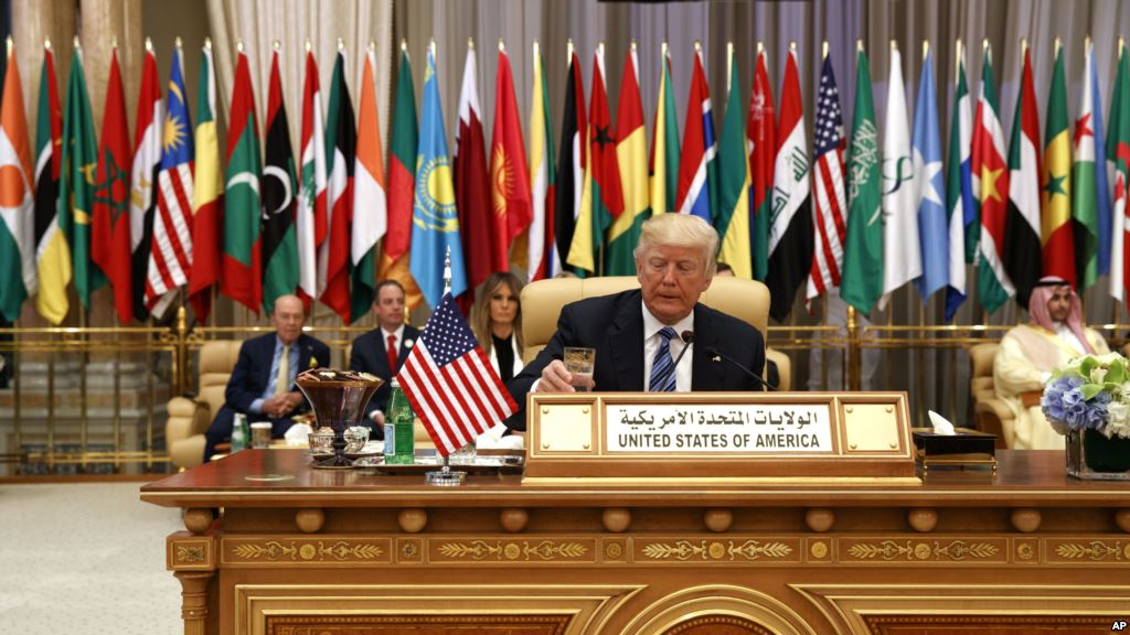 the concept of isolationism in the view of donald trump on americas foreign policy Donald trump had already emerged as the likely presidential nominee of the republican party back in april when he gave a foreign policy speech pledging that america first would be the major and overriding theme of my administration.