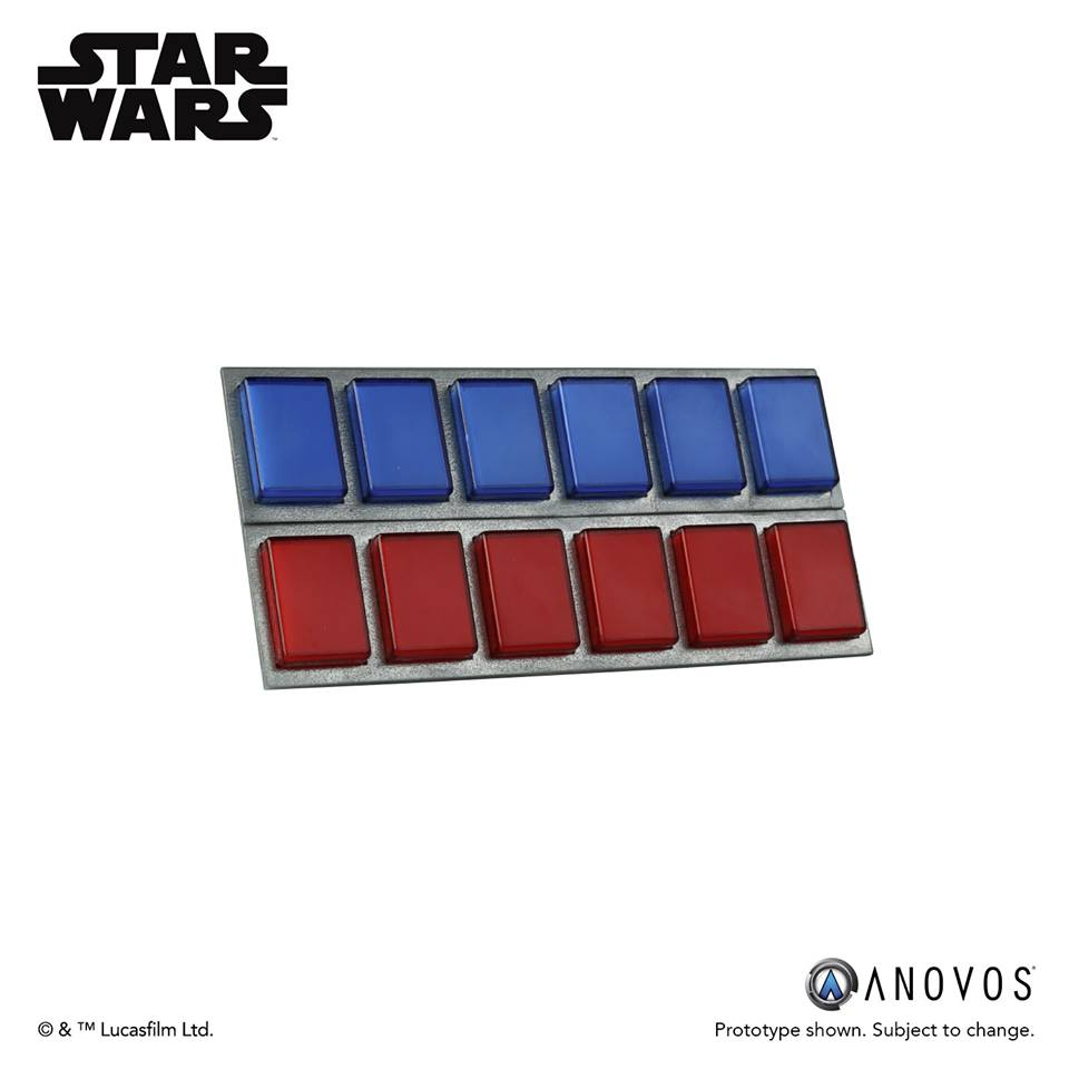ANOVOS is proud to offer the Star Wars Imperial Admiral Rank Badge Accessory:  http:// bit.ly/2rGb9bA  &nbsp;   #StarWars #ANOVOS <br>http://pic.twitter.com/AOCrnwrkY8