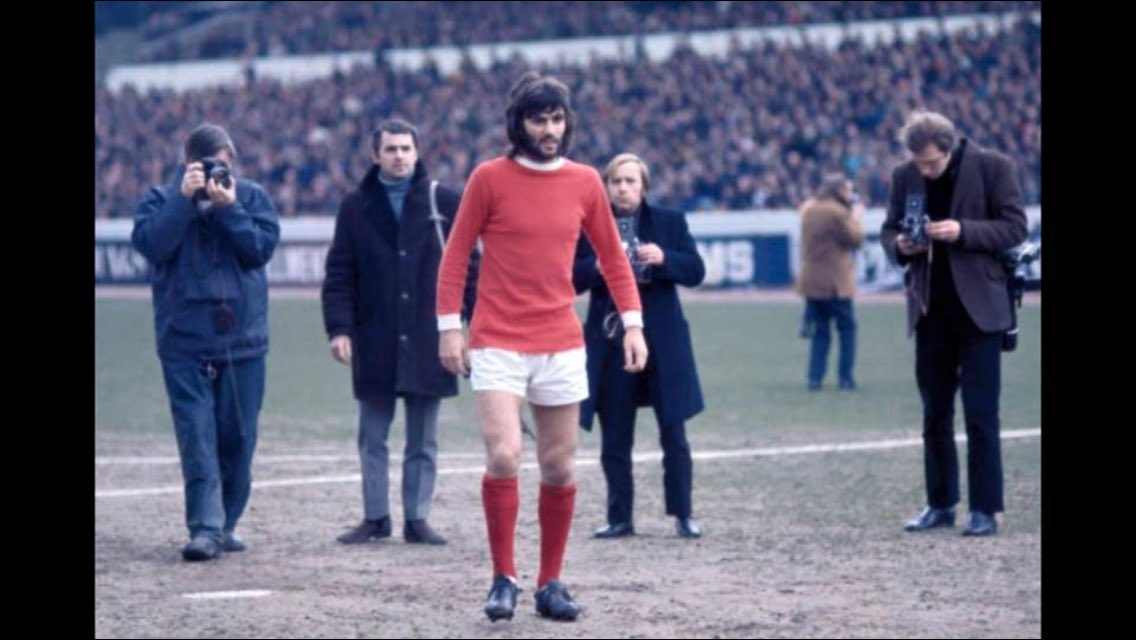 Happy Birthday George Best who would\ve been 71 today