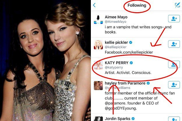 Buzzfeed On Twitter Official Theory That Taylor Swift And Katy Perry Are Faking Their Feud Https T Co 0lhwuskejq But with folklore everything changed. taylor swift and katy perry are faking