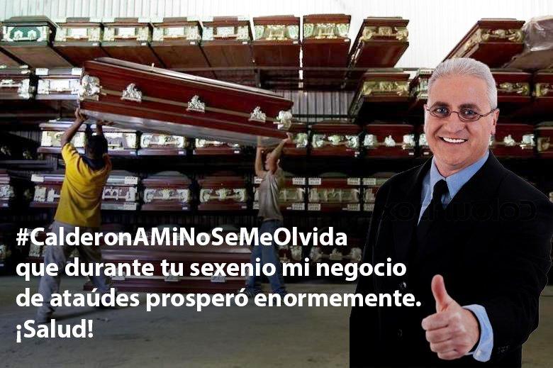#CalderonAMiNoSeMeOlvida https://t.co/Hj...