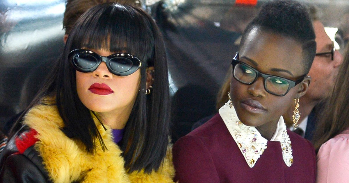 Exclusive: It's happening! @rihanna and @Lupita_Nyongo will LITERALLY costar in a buddy movie by @AVAETC DuVernahttps://t.co/Mz8k2cT5fHy: