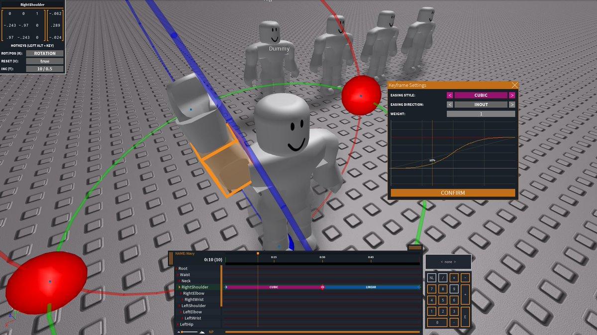 Roblox Moon Animator Camera