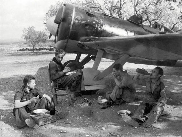 ソ連空軍志願隊