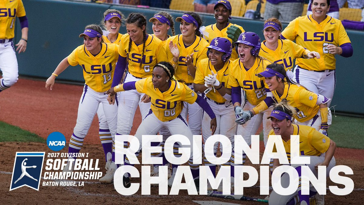 TIGERS WIN! TIGERS WIN! LSU advances to face Florida State in the Talahassee Super Regional!