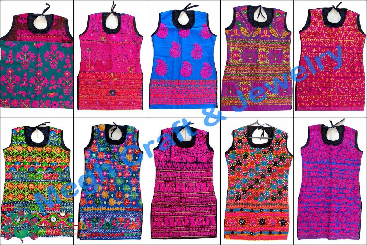 test Twitter Media - Designer Kutch Embroidered Kurtis Retail : https://t.co/034gHVuXE5 Whatsapp : 9375519381 E-mail : craftnjewelery@gmail.com https://t.co/C2QemJBI9N