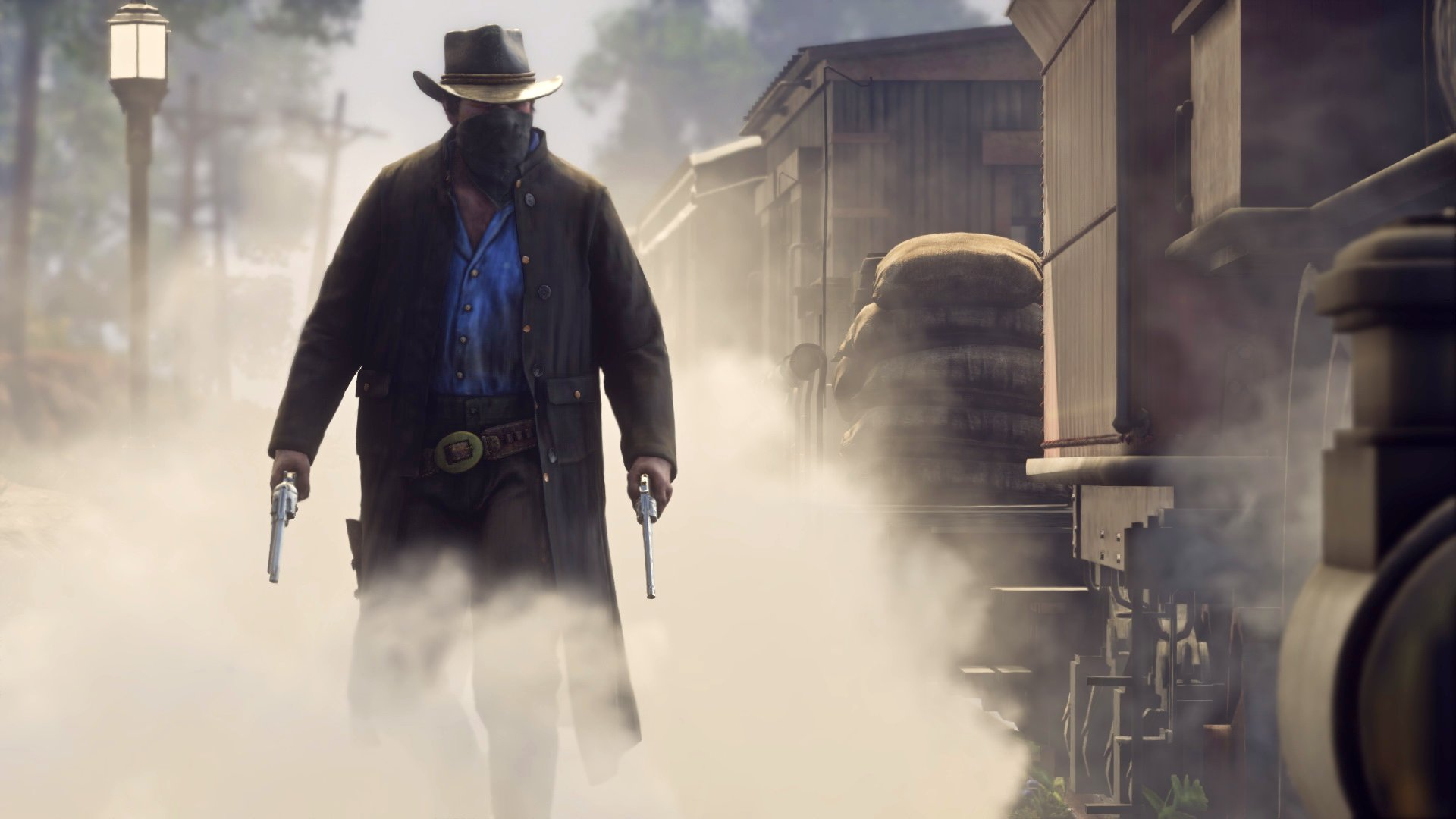 Red Dead Redemption 2 Delayed, New Screenshots Revealed