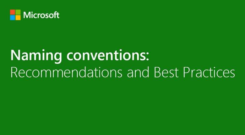 #AzureResources #Naming conventions best practices:  https:// aka.ms/p_aznc1  &nbsp;  <br>http://pic.twitter.com/REkTC7jl1C