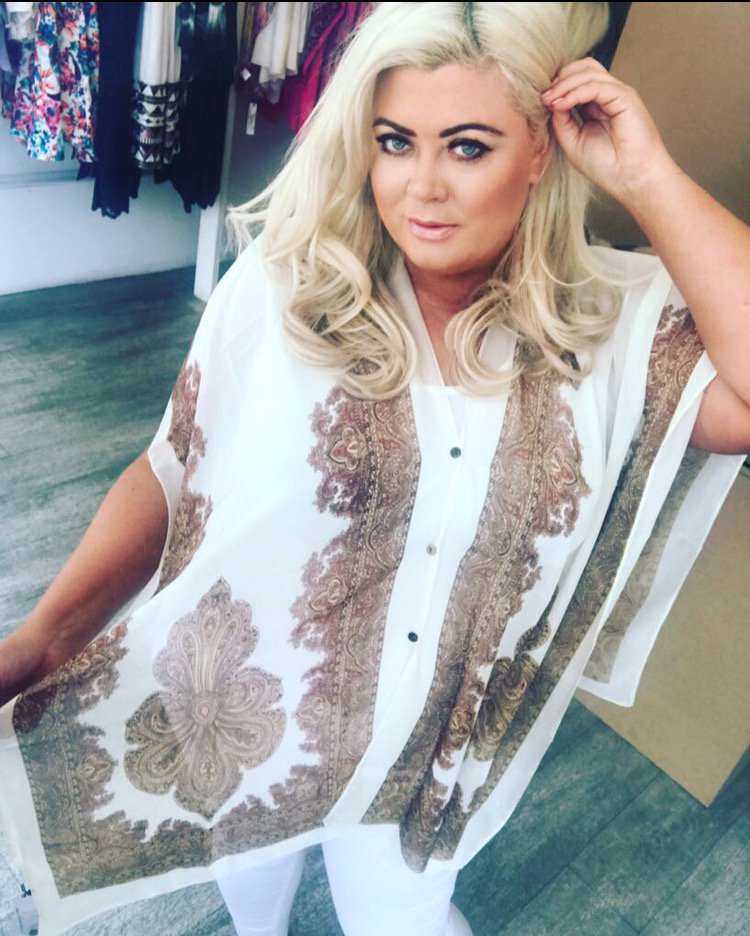 34b0e64666c6 £40 To get the gemma look visit  http://www.gemmacollinscollection.com/sorrento-stunning-cream-kaftan-with-beautiful-fleur-wine-design.html  …pic.twitter.com/ ...
