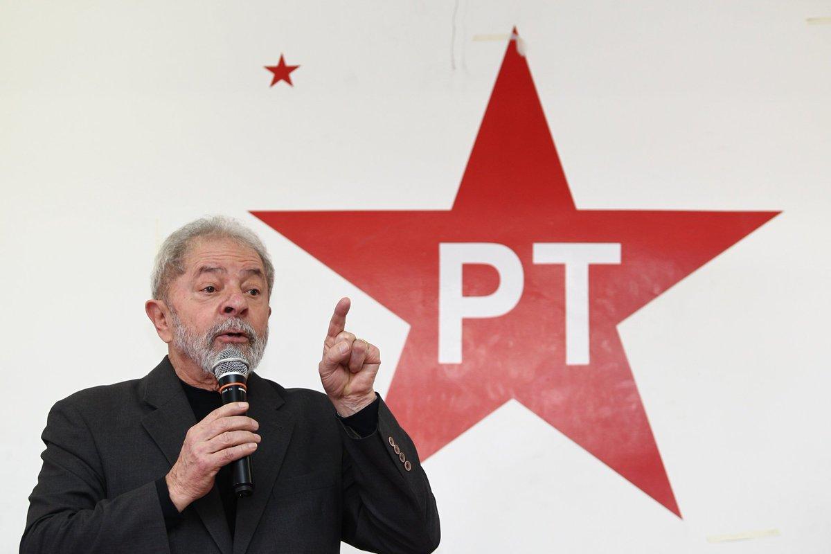 URGENTE: Procuradoria denuncia Lula por corrupção e lavagem no caso do sítio de Atibaia https://t.co/bdhgSyi75O