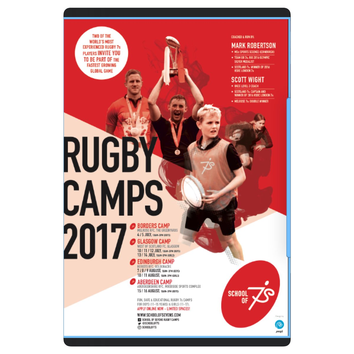 11-15 BOYS have that 7s BUZZ!! Why not SIGN UP to one of our summer camps and come and join in the fun... #rugby7s #growingthegame<br>http://pic.twitter.com/DKKR5F3TT8