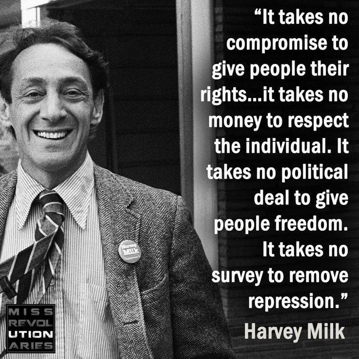 Happy Birthday, Harvey Milk!