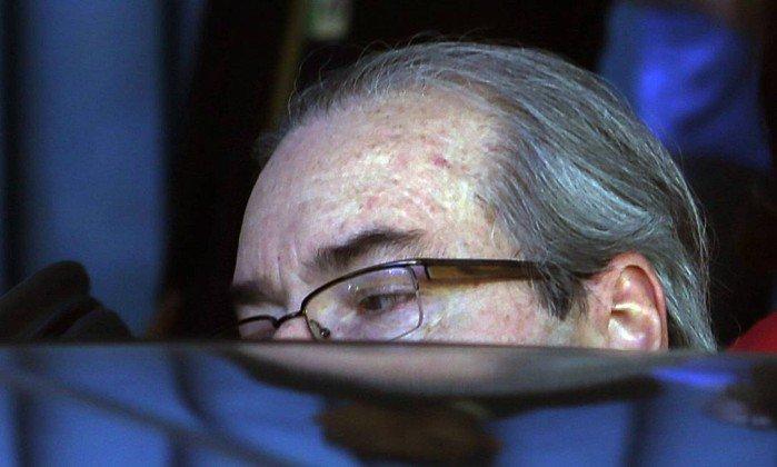 O ex-deputado Eduardo Cunha (PMDB-RJ) decidiu fazer delação premiada.