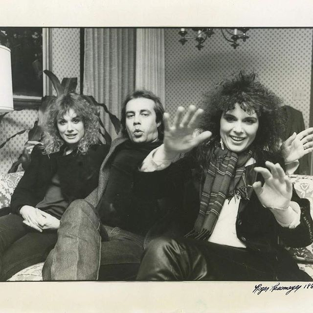 Happy Birthday Bernie Taupin! Does anyone know what hit song Bernie co-wrot