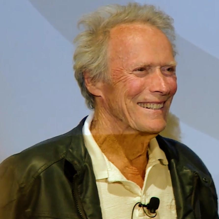 ¿Cómo que Clint, el duro, nunca se ríe? #Cannes2017