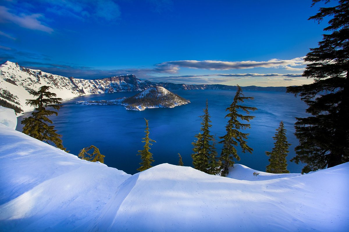Happy 115th birthday @CraterLakeNPS. RT to help the park celebrate! #O...