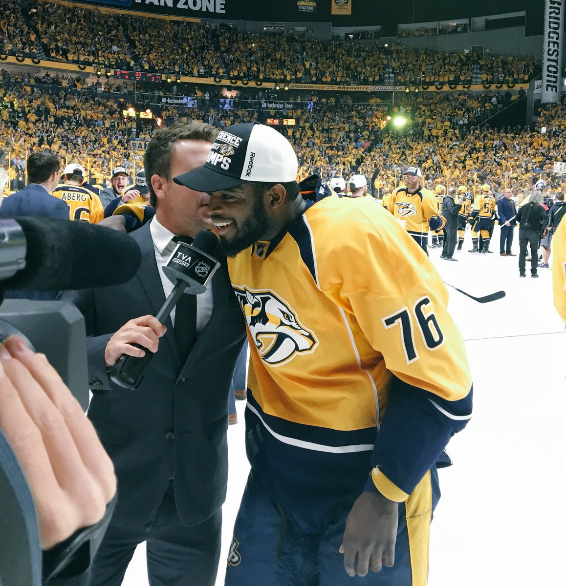See you in the #StanleyCup Final, @PKSubban1. https://t.co/TdPaRJPJ8v