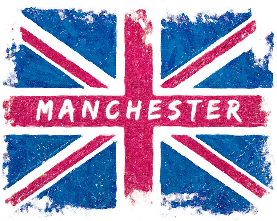 Our thoughts are with you. Our hearts are with you. We are you #Manchester