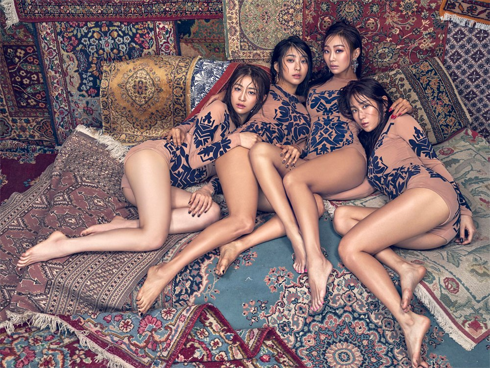 Starship Entertainment confirms SISTAR is disbanding + letters from me...