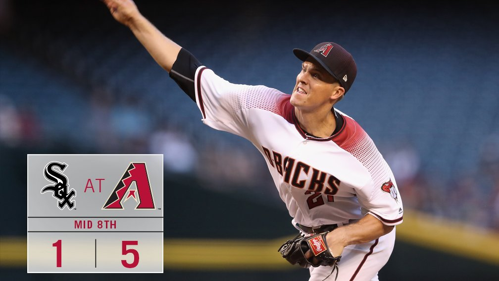 Zack Greinke is locked in. #OurSeason https://t.co/b5cyZT27cF