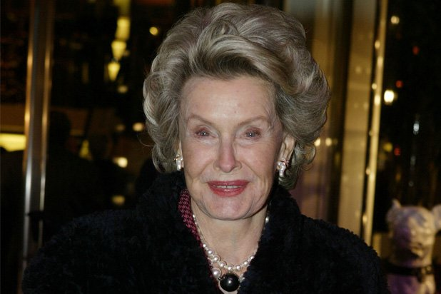 Dina Merrill, Heiress Turned Actress Who Grew Up in Trump's Future Mar...