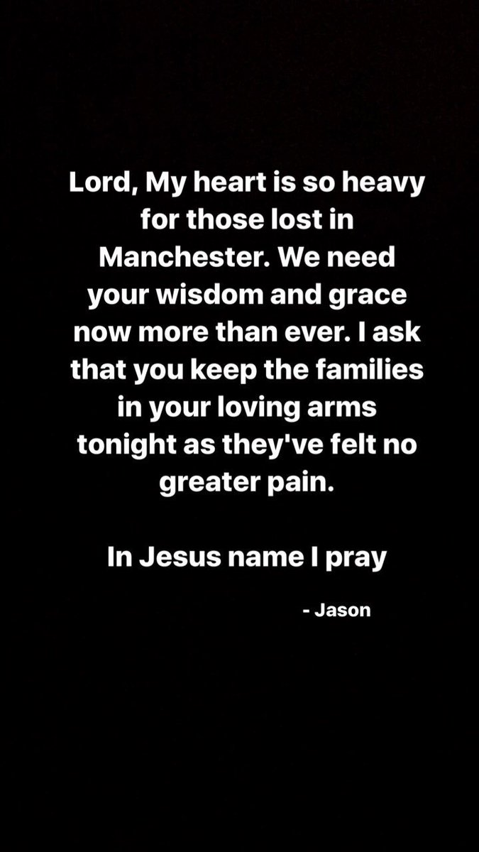 ⬆️ Say this with me. Family that prays together stays together