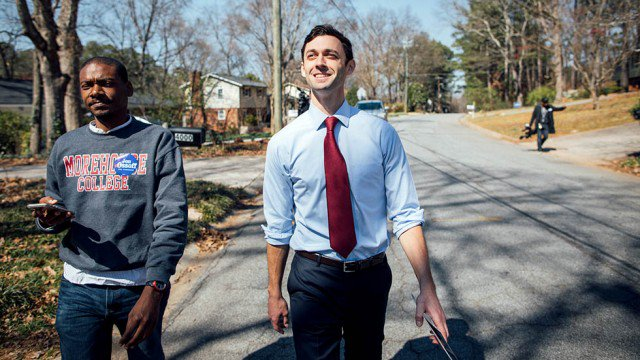Poll: Dem holds 7 point lead over GOP in special Georgia election https://t.co/yyEInhnxM9