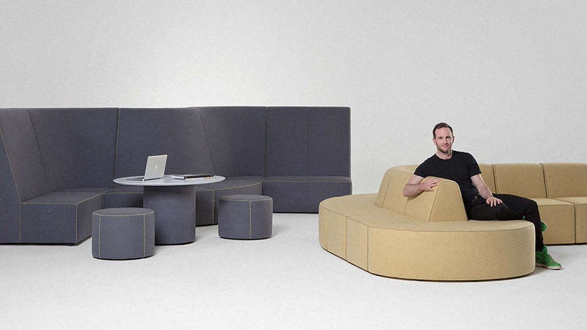 .@Airbnb cofounder @jgebbia's next project? Furniture design https://t.co/cjafCG6tCS