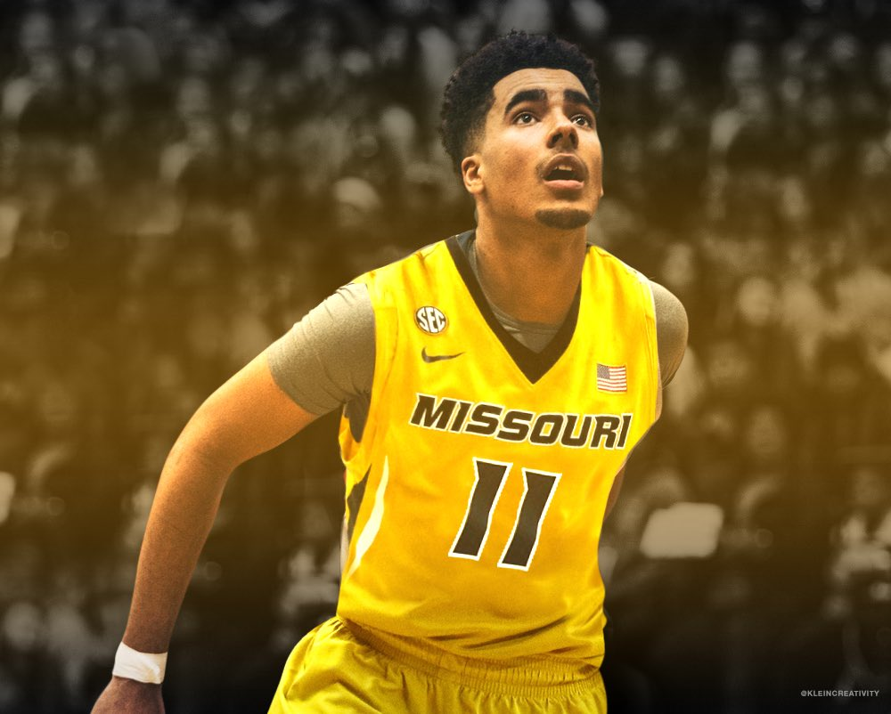After much thought and prayer I have decided to commit to the University of Missouri!????