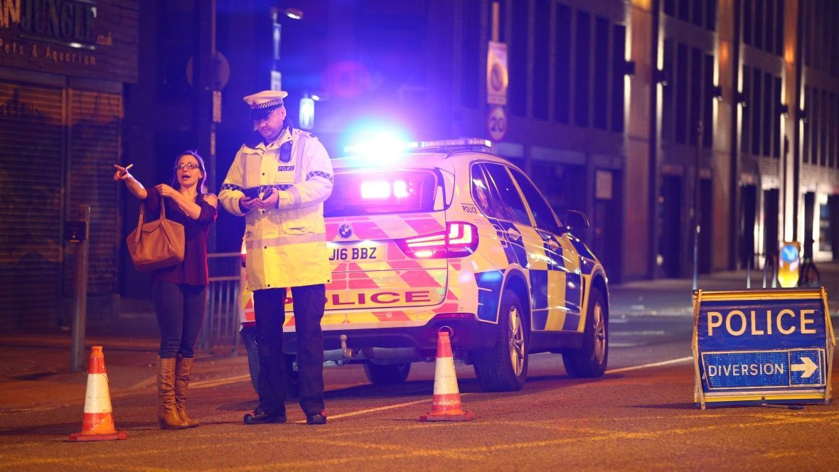 UPDATED: 19 dead, 50 injured at Ariana Grande concert in U.K., say pol...