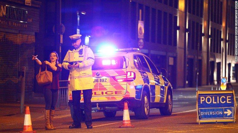 Manchester blast: • At least 19 dead, 50 hurt, police say • Witnesses: Blasts heard as people left • Venue held 20K https://t.co/B2j8qhrVZ8 https://t.co/Z1BsDulOp8