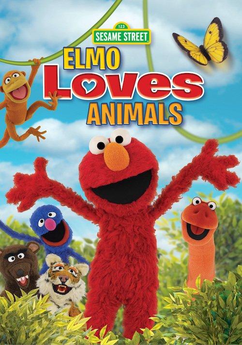 DVD REVIEW – Sesame Street: Elmo Loves Animals ow.ly/40Cp30bXbbB #entertainment