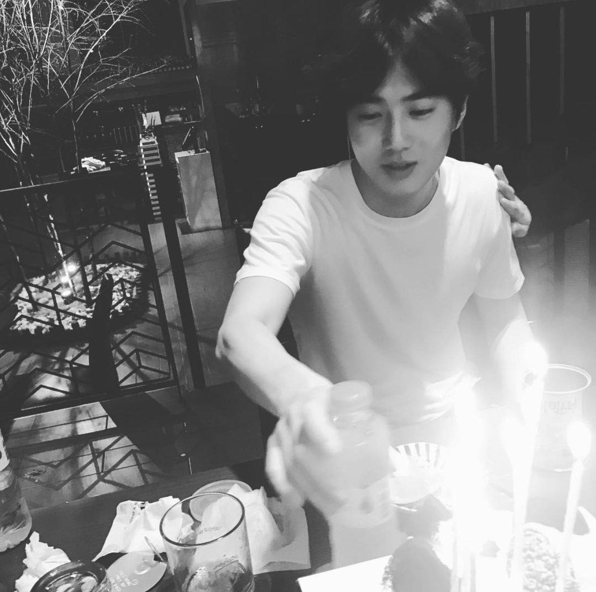 170522 #EXO Sehun Instagram Update