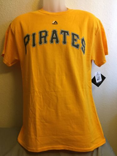 #Collectibles Men's Size Medium - #MLB Pittsburgh #Pirates Tshirt - NWT dlvr.it/PCl4hS #Buzz