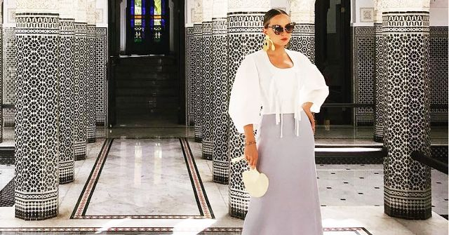 So Many Bloggers Attended This Chic Morocco Wedding